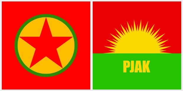 Ala PKK & Ala PJAK