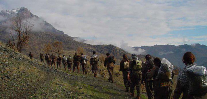 Kurdish Rebels: