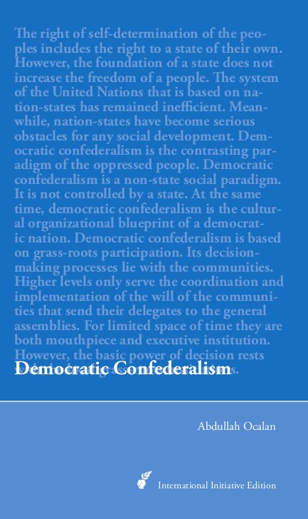 Democratic Confederalism