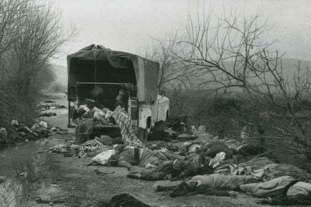 Helebce massacre, a symbol of obliteration policy against the Kurdish nation