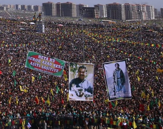 PJAK: This year's Newroz celebrations is a beginning of a new phase in the Middle East