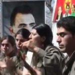 PJAK's Newroz celebration in Qendil 25.03.2013