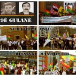 Ceremonies held abroad to remember the martyrs of 9 Gulan (9 May)