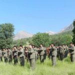 Clashes between HRK and the Iranian Revolutionary Guards