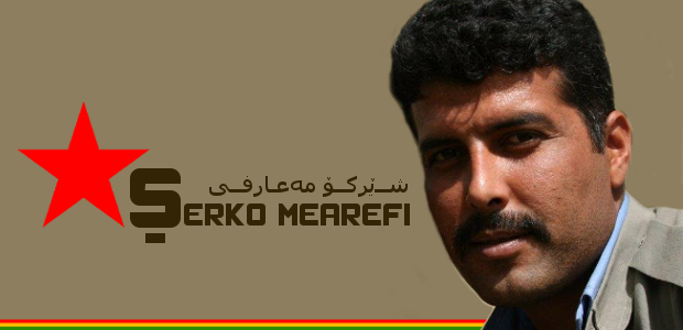 PJAK convey condolences to Kurds on martyrdom of Sherko Maarefi