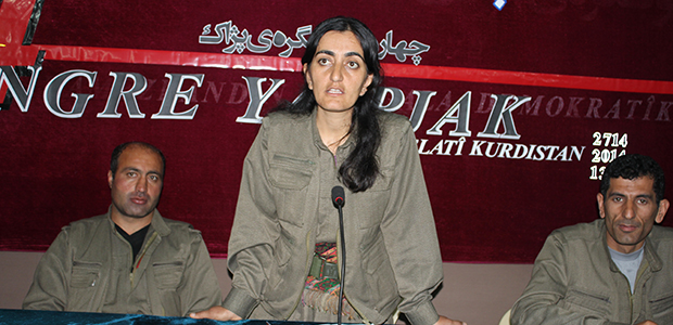 By insisting on our social and revolutionary values, we will expand our campaigns towards the solution of Kurdish issue