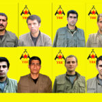 Information about October 4/2016 Combat between YRK ( East Kurdistan Defence Forces ) and occupier forces of totalitarian regime of Iran ( IRGC Sepah Pasdaran )