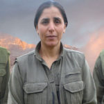 PJAK: WE GLORIFY TO THE MEMORY OF MARTYR BERIVAN AND TWO PIONEER CADRES OF OUR PARTY.