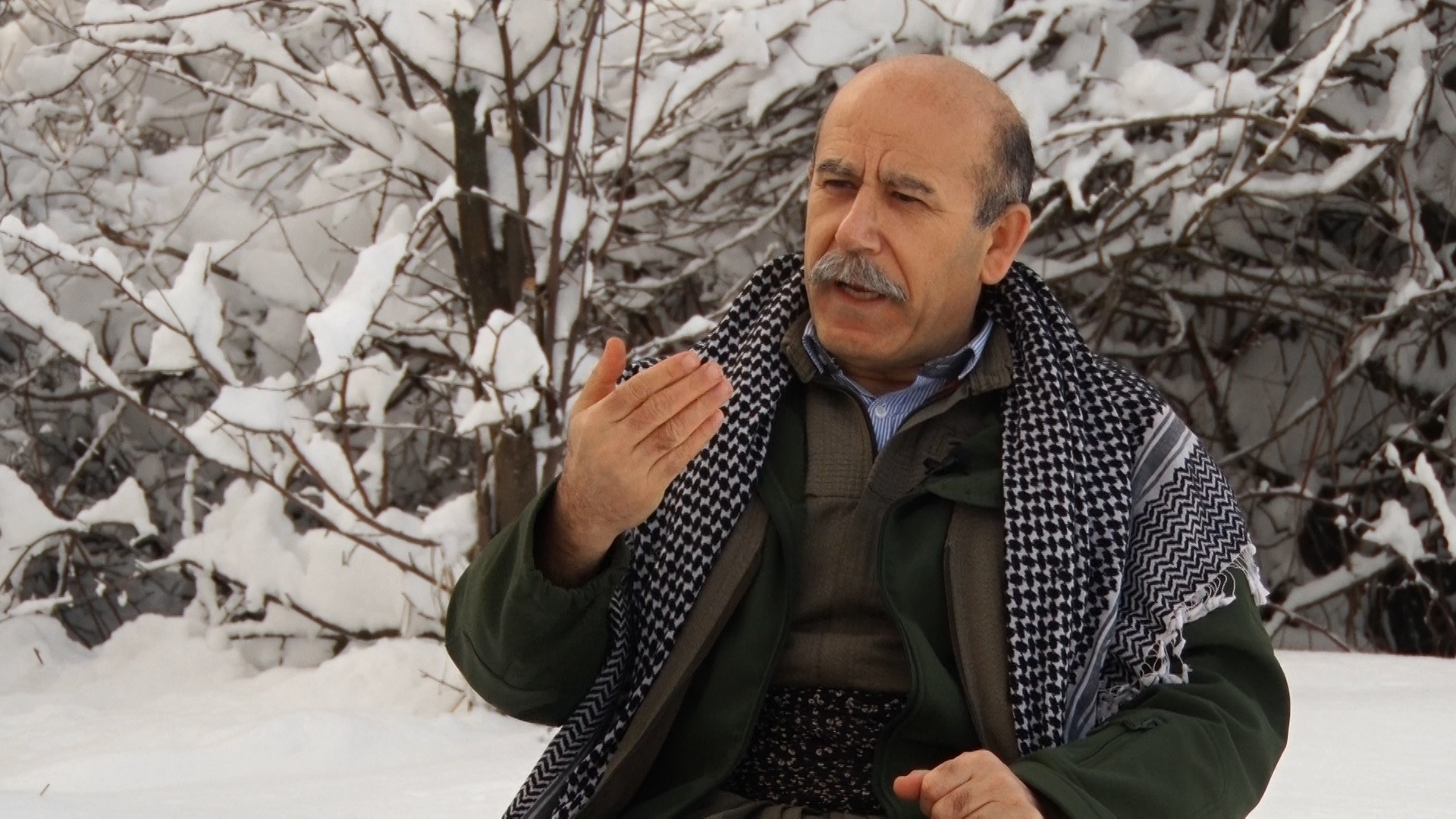 """SIAMAND MOEINI: """"THE DISPUTE OF THE IRANIAN PEOPLE IS THE LACK OF JUSTICE AND DEMOCRACY."""""""