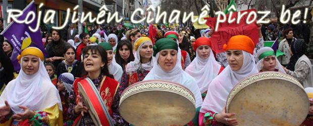 8 مارس روز اعلان همبستگی زنان