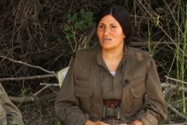 دیلان جودی عضو کوردیناسیون جامعه ی زنان آزاد شرق کوردستان « کژار » با شرکت در برنامه ی راوین با محوریت چرایی و چگونگی پیدایش خط خیانت وخط سوم چنین بحث نمود