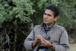آمد شاهو: گرامیداشت شکوهمند شهدای محیط زیست از جانب خلقمان را تقدیر میکنم