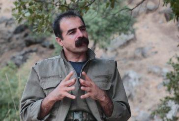 سرهلدان چیا: پ.ک.ک علیه اشغالگری و خیانت در کردستان مبارزه و مقاومت مینماید