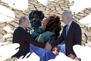 تقویت طالبان، رهایی لویاتان در قلب خلقها